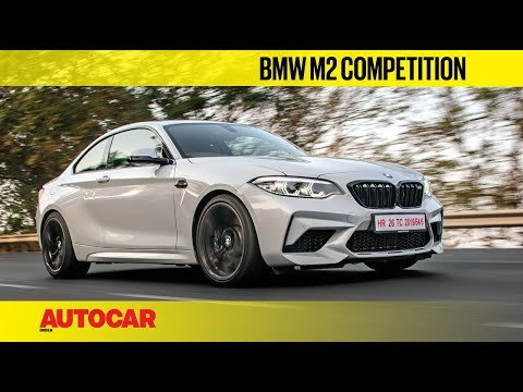 BMW M2 Competition | First Drive Review | Autocar India