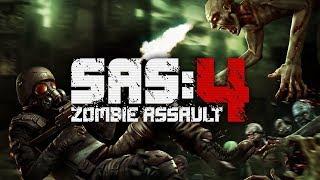 DGA Plays: SAS: Zombie Assault 4 (Ep. 1 - Gameplay / Let