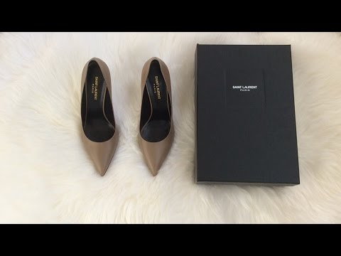 UnboxingWhat i've got for my graduationYves Saint Laurent heelsΚαλογήρουFlashing Diaries