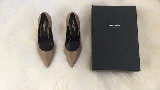 Unboxing-What i've got for my graduation-Yves Saint Laurent heels-Καλογήρου-Flashing Diaries
