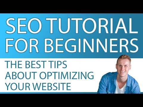 SEO Tutorial for beginners | 2016