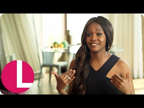 Oti Mabuse Describes Living with Her Size 28GG Breasts   Lorraine
