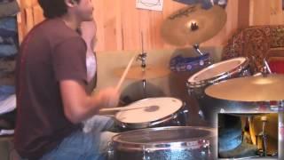 Miel San Marcos - Grande y fuerte - Drum cover (cover batería)(Propio)