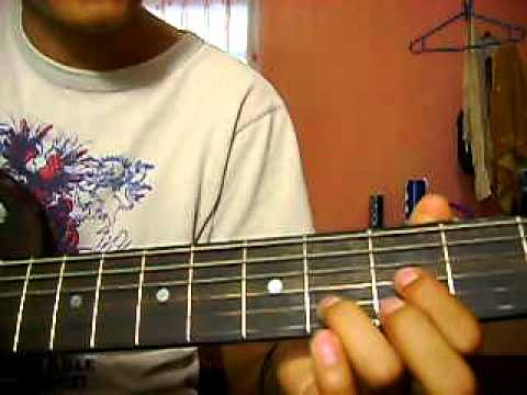 Mi entorno tutorial guitarra - YouTube