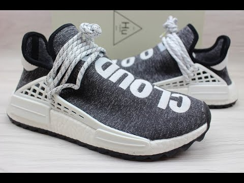 check out 0c405 acb6b Adidas NMD Human Race Grey HD review from flightkicks.cz