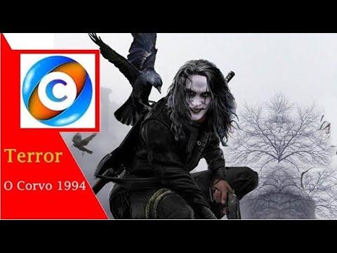 O Corvo 1994. Filme Dublado HD