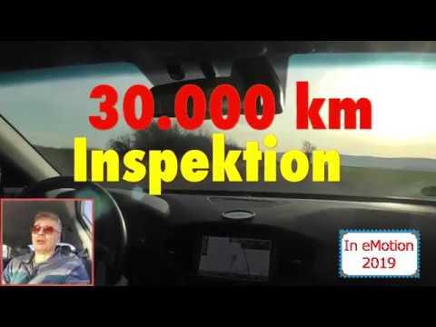 30 000 Km Inspektion Youtube