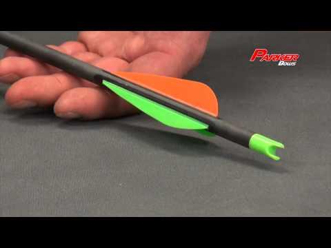 Parker Carbon Crossbow Arrows