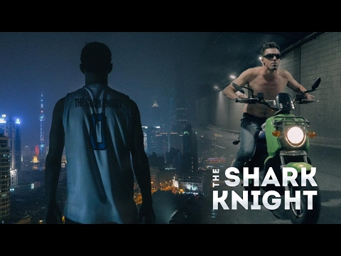 My Long and Convoluted History with the Shanghai Sharks Pt 2: The Shark Knight (Donnie Does)