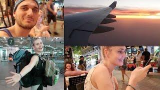 TSCHÜSS DEUTSCHLAND | WELCOME TO BANGKOK | Thailand Vlog #1