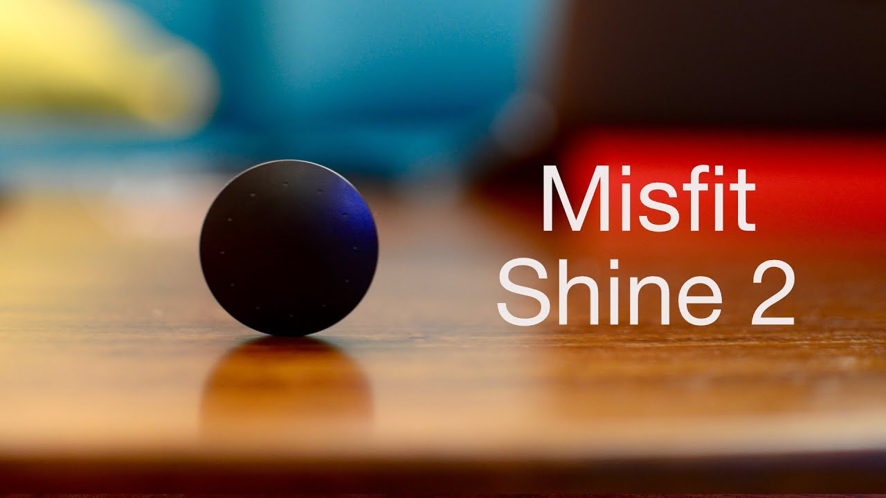 Misfit Shine 2 Activity Tracker – [Review]