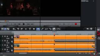 TUTORIAL: MultiCam Editing with MAGIX Video Pro X (ENG)
