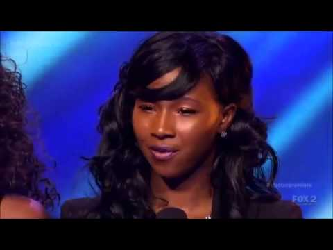 Roxxy Montana - One Night Only - I Know I've Been Changed - THE X FACTOR USA 2013
