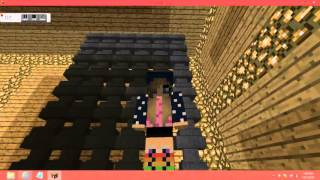 My Nyan Cat Girl Skin ( Minecraft Skin Tour )