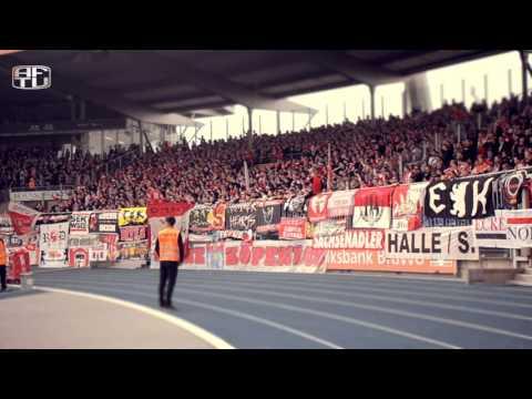 Stimmung beim Spiel: Eintracht Braunschweig - 1. FC Union Berlin; 04.10.2015