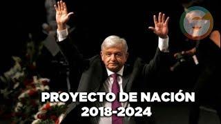 AMLO presenta 'Proyecto de Nación 2018-2024'