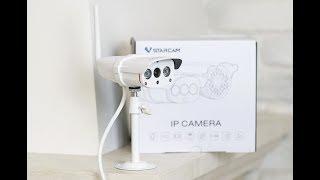 Обзор. Уличная IP камера видеонаблюдения VSTARCAM C16S(, 2017-12-26T12:30:29.000Z)