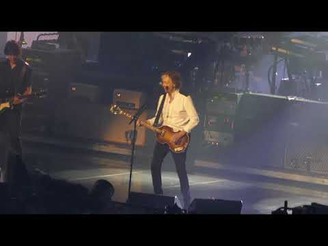 I Saw Her Standing There - Paul McCartney - Montreal Sept. 20, 2018