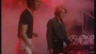 Human League-The sound of the crowd