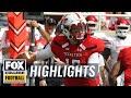 Texas Tech vs Houston | FOX COLLEGE FOOTBALL HIGHLIGHTS