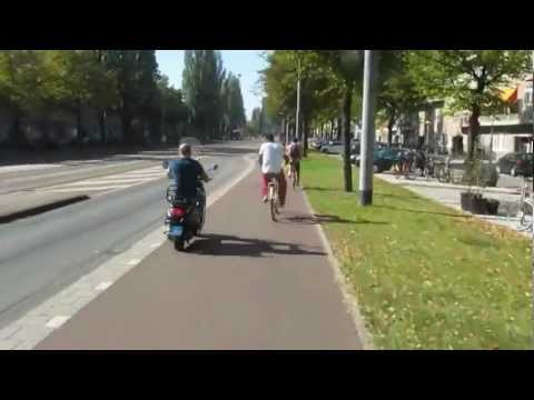 Amsterdam Cycle Paths