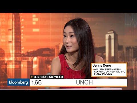 AllianceBernstein's Zeng Likes U.S. Treasuries, Government Bonds