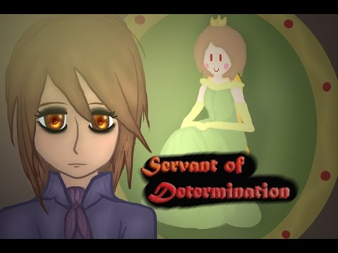 Servant of Evil  Undertale Version PV