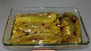 Самый вкусный маринованный перец!!!!!