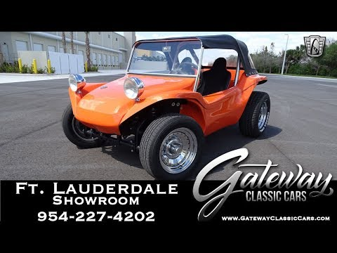 1973 Volkswagen Dune Buggy Gateway Classic Cars of Ft. Lauderdale #911
