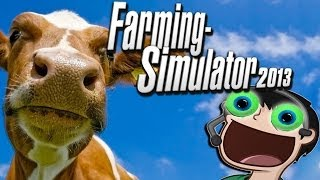TWO IRISH FARMERS! | Farming Simulator 2013 w/ Daithi De Nogla - Part 1