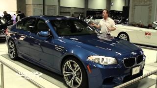 2013 BMW M5 Show & Tell