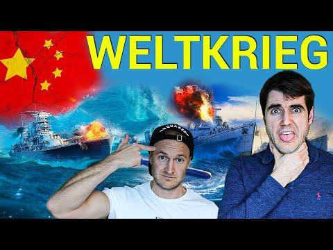 SCHOCK: CHINA vor KRIEG!