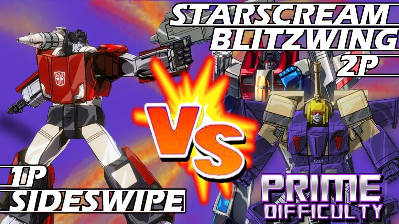 Transformers Devastation Skywarp Transformation