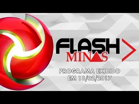 Programa Flash Minas - Completo 18/02/2017