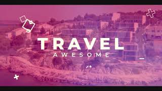Vacation Travel Slideshow  - After Effects template from Videohive