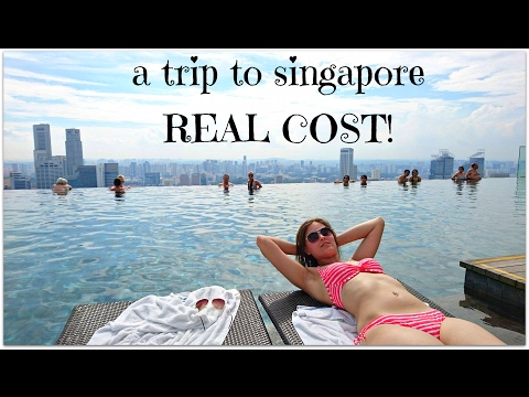 RealCost series: PLANNING YOUR TRIP TO SINGAPORE