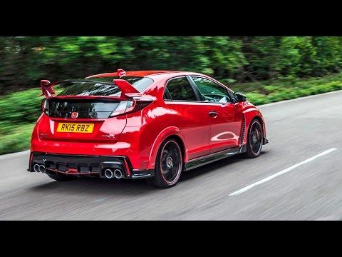 New Honda Civic Type R Full Review 2016 /2017 - YouTube