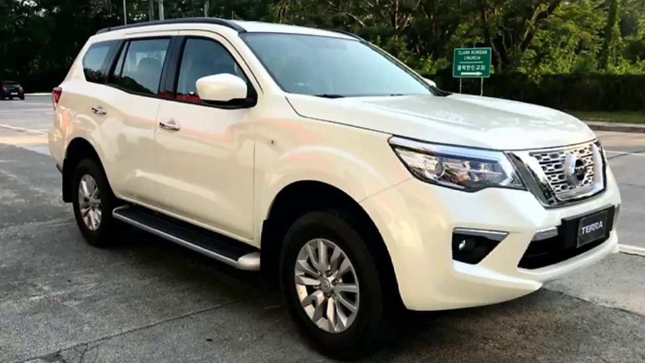 2019 Nissan Terra 2.5 EL 4x2 6-Speed Manual For Only PHP 1