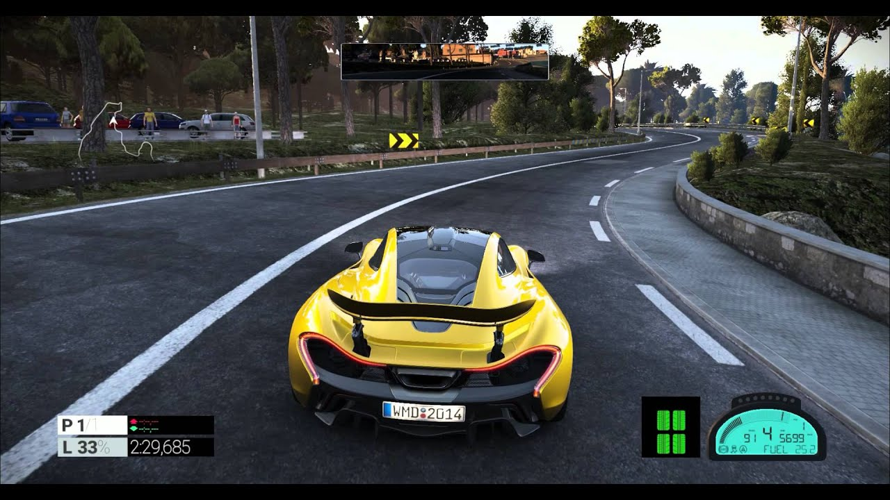 Project Cars Mclaren P1 Youtube
