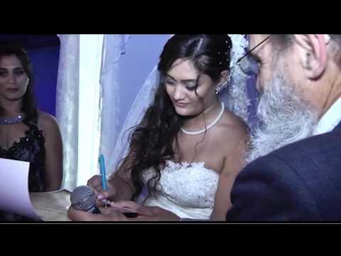 Danielle & Marlon wedding day