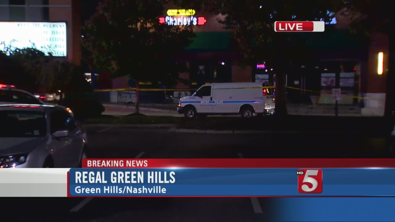 hazmat crew called to green hills movie theater youtube