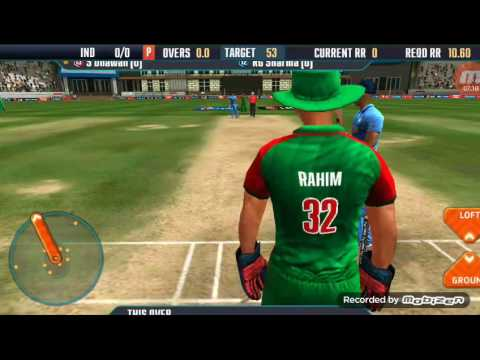 INS VS BAN ICC PRO 2015 WORL CUP FINAL