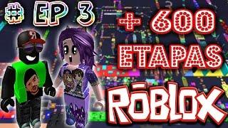 ROBLOX: MEGA MAP!! Mehr als 600 Etappen!! EP 3