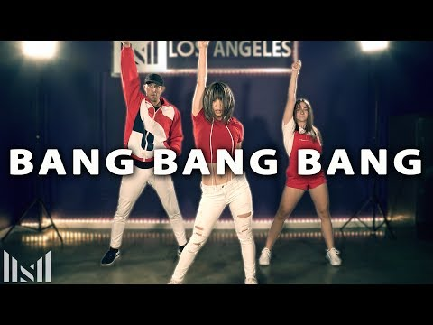 """BANG BANG BANG"" Dance 