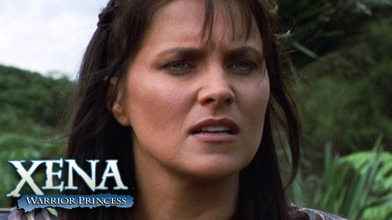 Download Gabrielle Leaves Xena   Xena: Warrior Princess