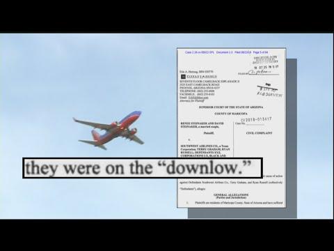 G BiZ - Southwest Airlines Being Sued Over Hidden Camera In Restroom