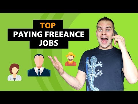 Best Freelance Jobs Online | Top Paying Freelance Jobs