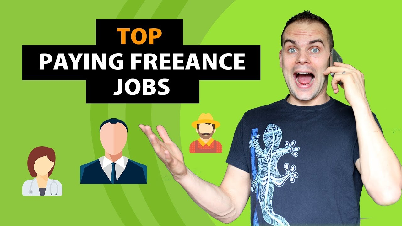 Best Freelance Jobs Online | Top Paying Freelance Jobs