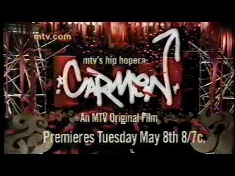 Teaser for MTV's Carmen staring Beyonce
