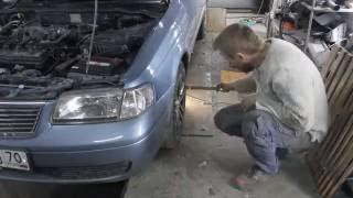 Сход развал своими руками. Что делать если тянет руль.(В этом видео - как сделать сход развал своими руками на проблемном автомобиле. После восстановления руль..., 2016-05-25T02:20:28.000Z)